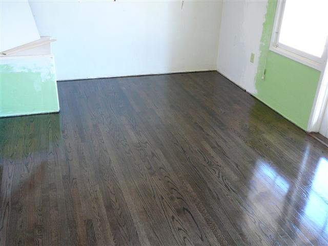 After Hardwood Floor Refinsihing